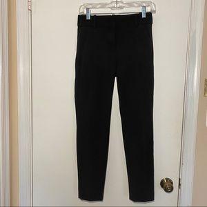 J Crew Black Trouser